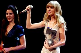 MTV EMA-ruhák 2012: Taylor Swift, Kim Kardashian, Carly Rae Jepsen