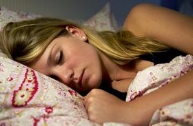 Telefonnal alvás