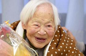A világ legidősebb nője