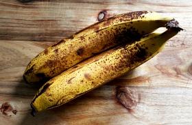 A barna foltos banán egészséges