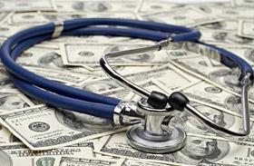 A GDP hány százalékát kapja az egészségügy?