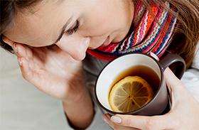 Influenza és megfázás elleni teák