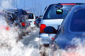 Légszennyezés és trombózis