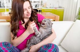 Macskakarmolás okozta betegség