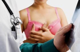 A mellrák tünetei képeken