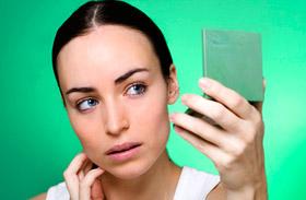 Nőgyógyásztai problémák tünete az arcon