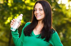 PET palack - rákkeltő