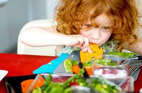 Gyereknek fontos vitaminok