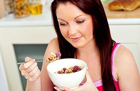 Reggeli elhízás ellen
