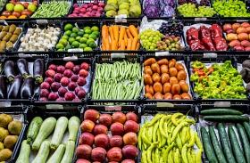 Vegyszerekkel kezelt gyümölcs és zöldség