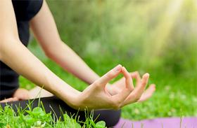 Meditációs gyakorlat
