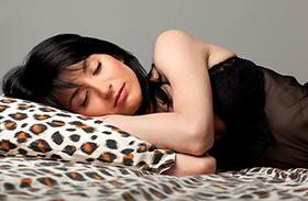 Alvás oldalt jelentés