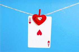 Franciakártya szerelmi jóslás