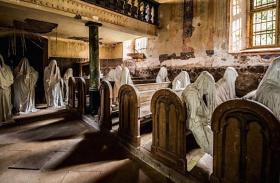Kilenc kísértet temploma