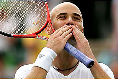 André Agassi