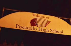 Szellem Idaho iskola