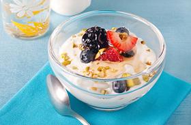 A legerősebb emésztésserkentő: fogyj görög joghurttal!