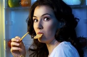 Éjszakai evés szindróma