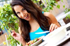Étel feldarabolása