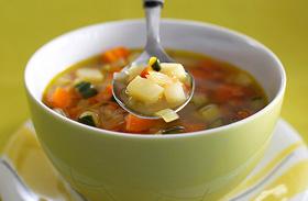 Fogyasztó levesek receptekkel