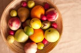 Gyümölcsök szénhidráttartalma