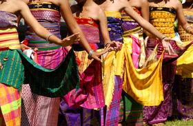 Indonéz nők titkai