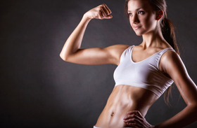 Intenzív zsírégető mozgás otthon vagy edzőteremben
