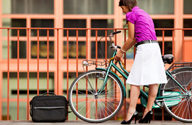 Kalóriaégetés - gyaloglással, biciklizéssel