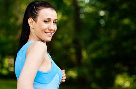 Légzés futás közben
