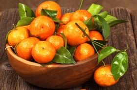 Mandarin kalória