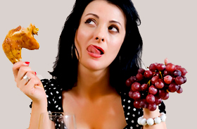 Paleolit diéta: Posta Renáta interjú