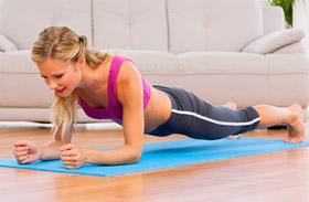 Plank gyakorlatok