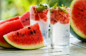 Salaktalanító fogyókúrás víz