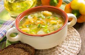 Téli fogyókúrás levesek