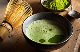 Matcha tea fogyasztó hatása