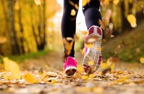 Zsírégető mozgásformák őszre