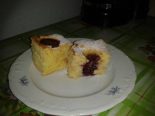 Szilvás pite