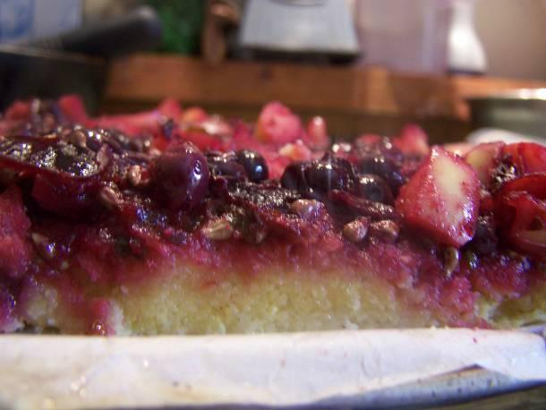 Cukor- és lisztmentes torta
