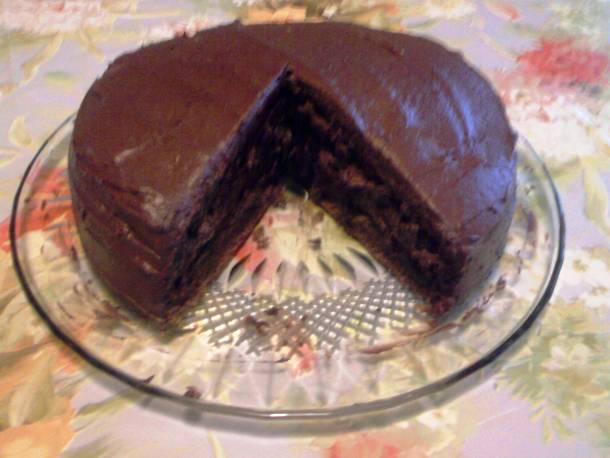 Nagyim csokitortája
