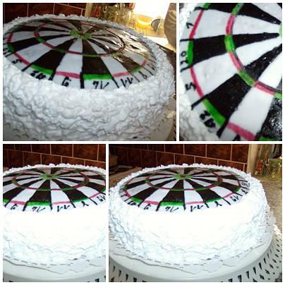 Darts- torta