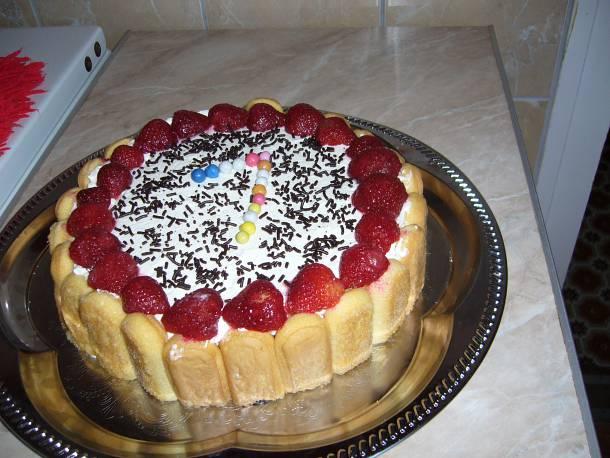 Levente tortája