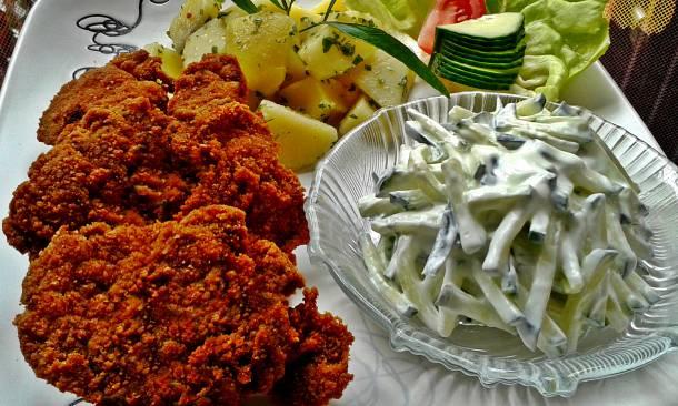Fokhagymás-chilis csirkemáj