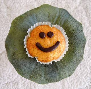 Citromos smiley muffin