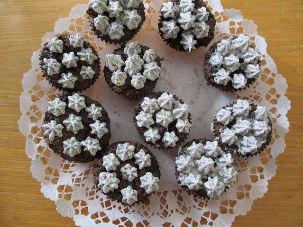 Mákos muffin liszt nélkül
