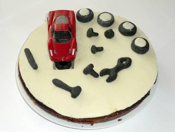 Autószerelő műhely :)