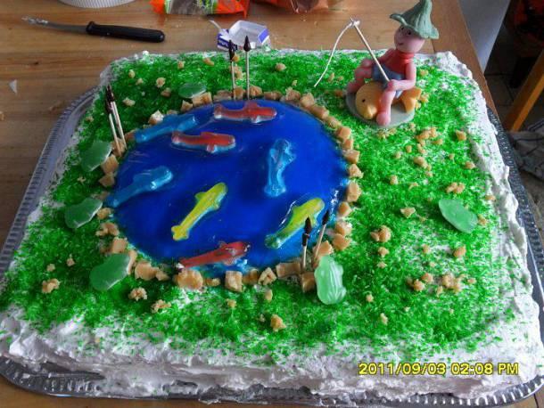 Hamis tiramisu torta