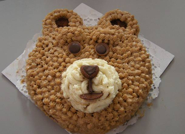 TED torta