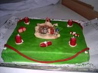 Bounty torta (akár karácsonyra is)