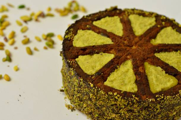 Arab ízek tortája