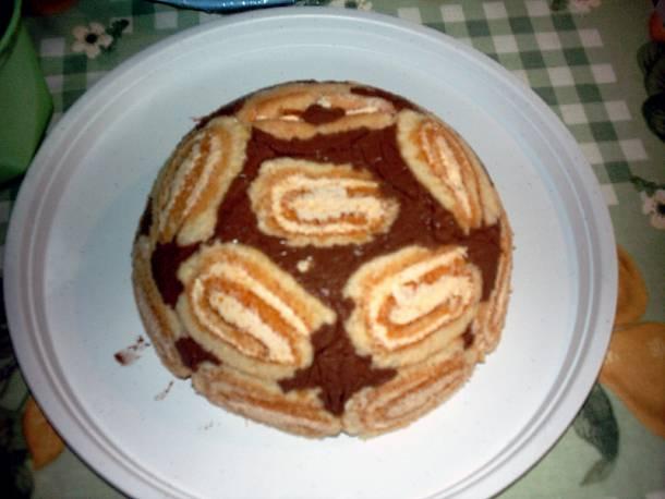 Bombajó torta